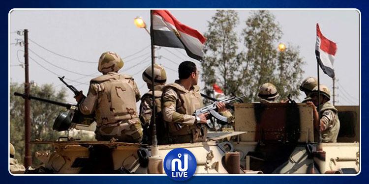 مصر: 4 قتلى و6 جرحى في هجوم إرهابي بالعريش