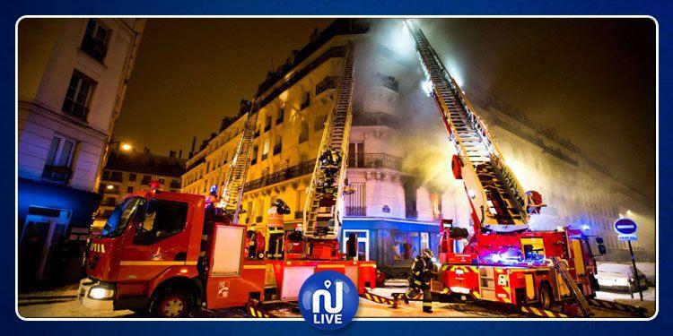 Incendie dans un immeuble à Paris : 3 morts et une trentaine de blessés