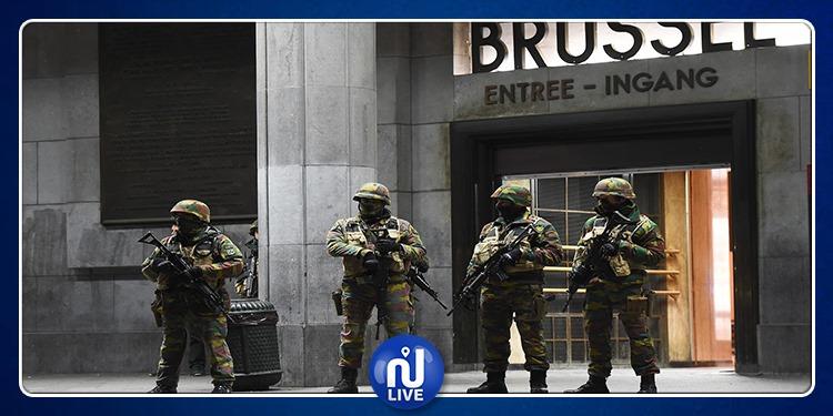 Bruxelles: Arrestation d'un homme suspecté de préparer un attentat contre l'ambassade des USA