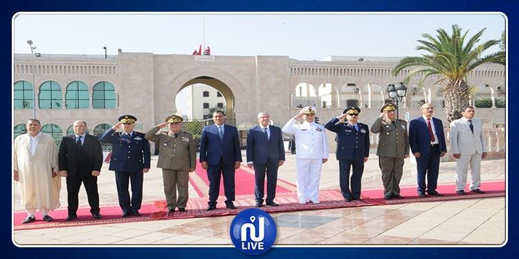 63e anniversaire de l'Armée nationale: 2300 logements au profit des militaires