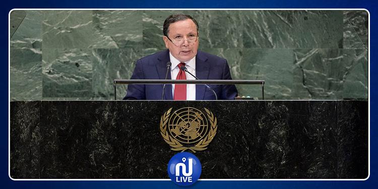 وزير الشؤون الخارجية يؤدي زيارة عمل إلى نيويورك