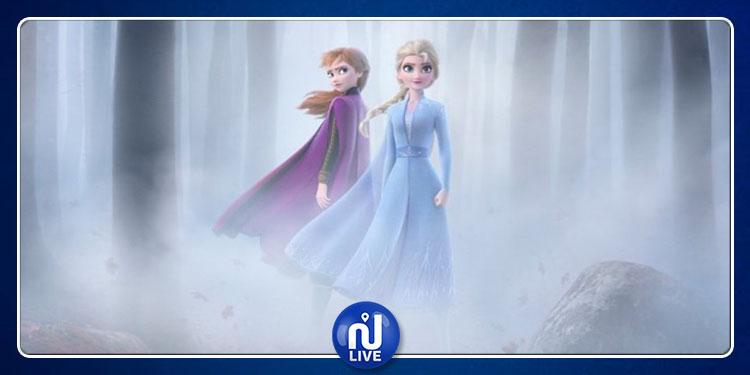 عرض بوستر جديد لفيلم  Frozen 2