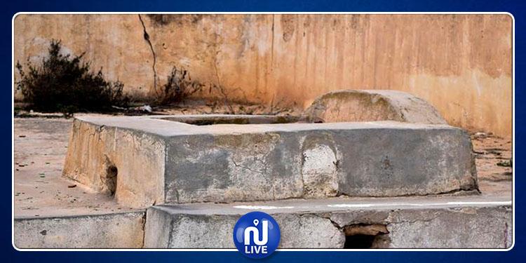 الرقاب : انتشال جثة امرأة سقطت في ماجل