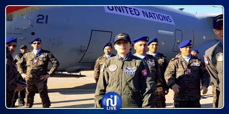 وزير الدفاع الوطني يتفقد الوحدة العسكرية في مالي