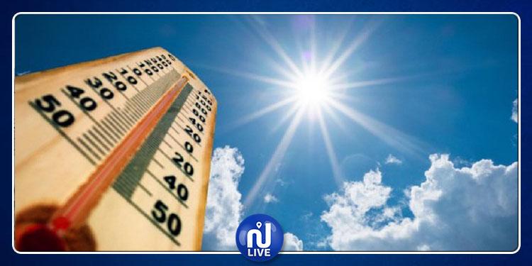 الحرارة تصل إلى 46 درجة