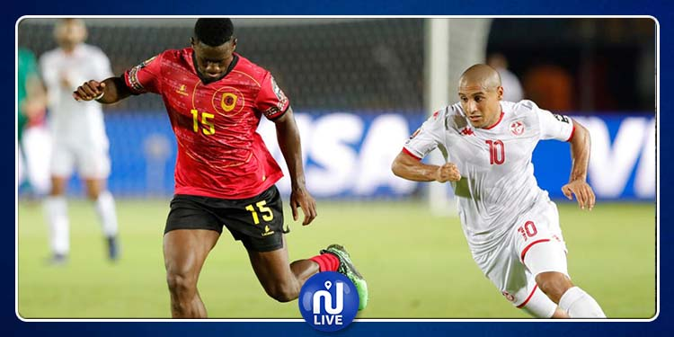 CAN 2019 : La Tunisie débute sa compétition par un match nul face à l'Angola