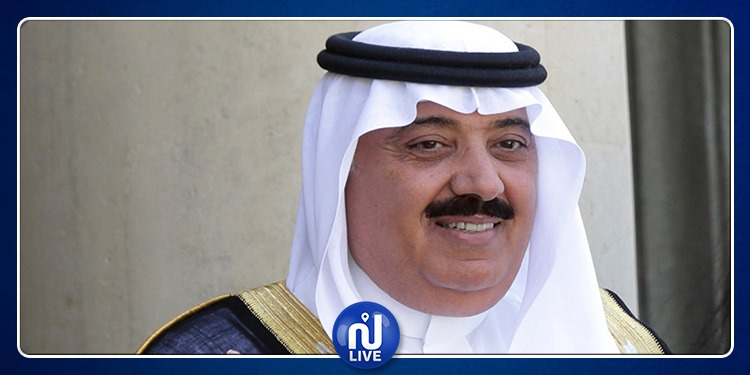 وفاة الأمير محمد بن متعب بن عبد الله آل سعود