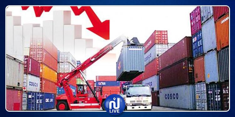 العجز التجاري لتونس يرتفع إلى 8106 ملايين دينار