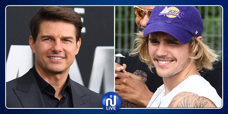 Justin Bieber défie Tom Cruise dans un combat