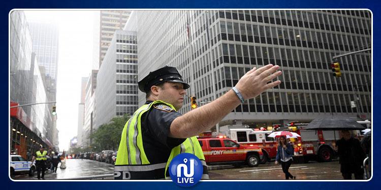 نيويورك: اصطدام مروحية بأحد مباني مانهاتن  (فيديو)