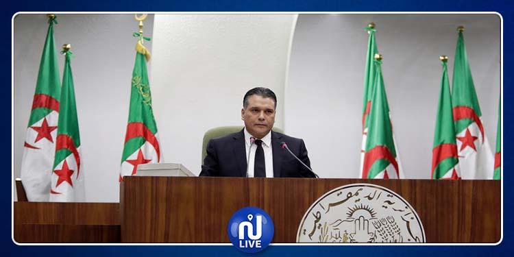 رئيس البرلمان الجزائري يستقيل