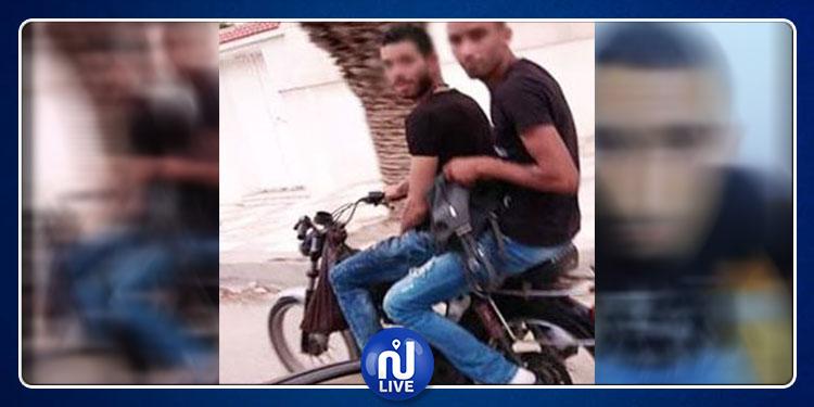 بعد نشر صورهما على الفايسبوك ..القبض على شابين قاما بنشل حقيبة إمرأة في سوسة