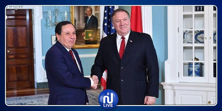وزير الخارجية يؤدي زيارة عمل إلى الولايات المتحدة الامريكية