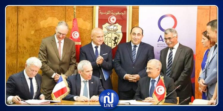 الوكالة الفرنسية للتنمية تمنح وزارة النقل ثلاث هبات بقيمة 4،83 مليون دينار