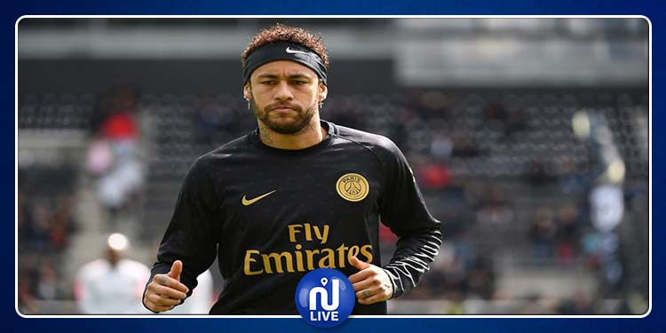 Neymar s'absente de l'entraînement et précipite son divorce avec le PSG