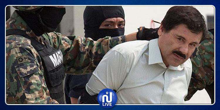 السجن مدى الحياة ضد إمبراطور المخدرات 'إل تشابو'