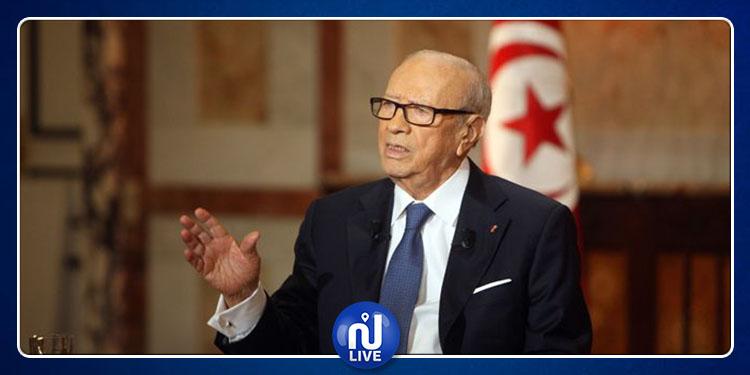 Nidaa Tounes appelle les partis à s'en tenir au devoir de respect envers le chef de l'Etat