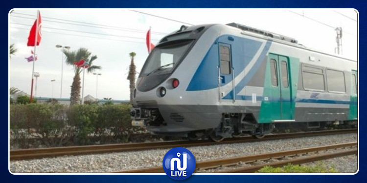 استئناف حركة سير القطارات على هذه الخطوط