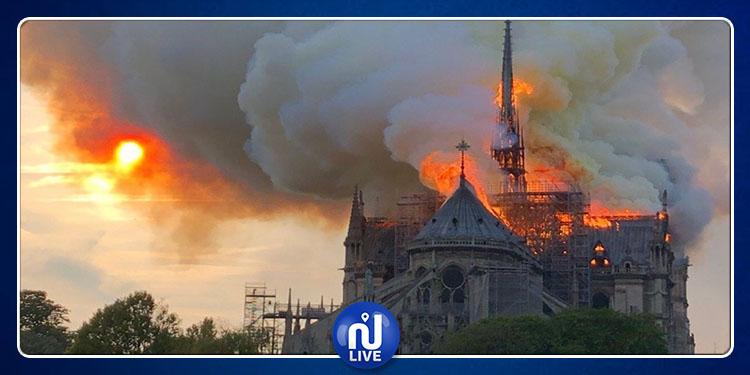 Un documentaire sur l'incendie de Notre-Dame