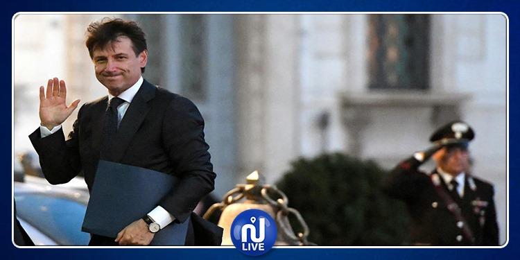 رئيس الوزراء الايطالي يعلن استقالته