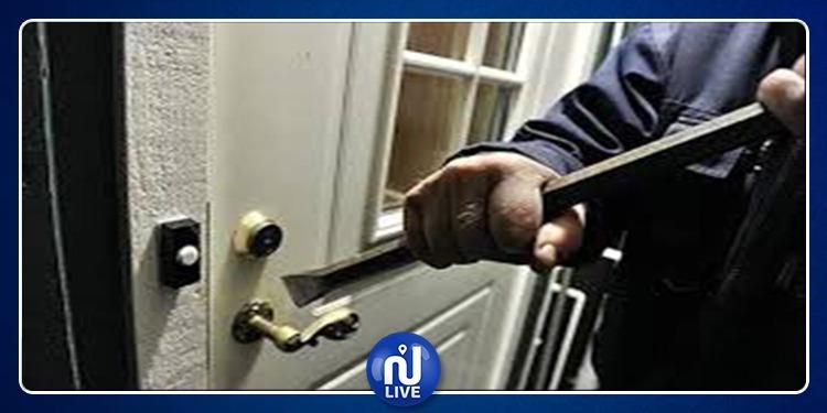 بن عروس: القبض على عصابة مختصة في سرقة المنازل