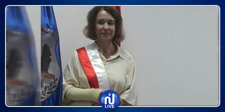 انتخاب فائزة بوبكر رئيسة لبلدية المهدية