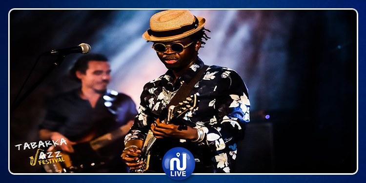 Coup d'envoi de ''Tabarka Jazz Festival'' avec l'artiste citoyen du monde Moh Kouyaté