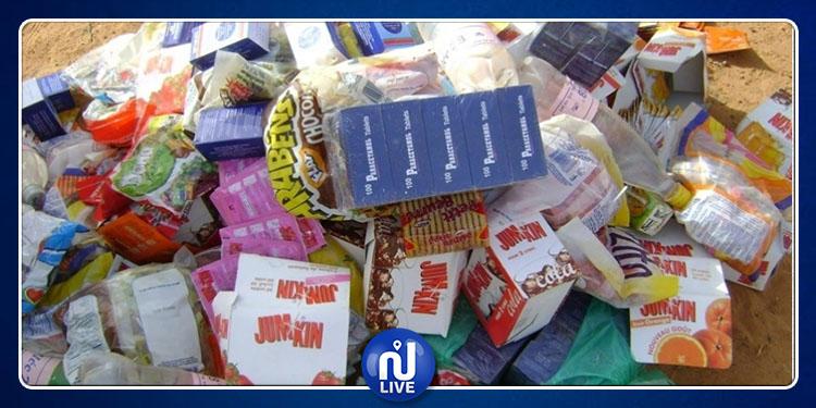 وزارة الصحة: اتلاف 197 طنا من المنتجات الغذائية الفاسدة