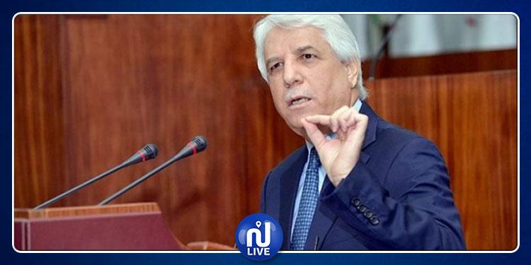 إيداع وزير العدل الجزائري الأسبق السجن