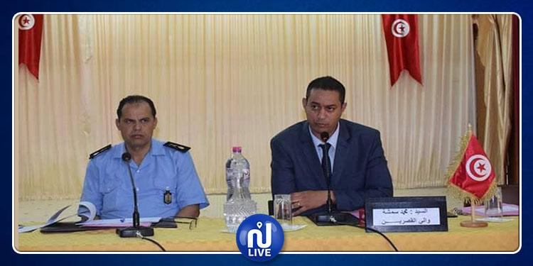 القصرين: لجنة مجابهة الكوارث تقر إجراءات تحسّبا للتقلبات الجوية