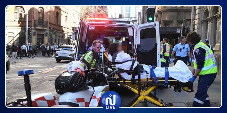 أستراليا: عملية طعن وسط سيدني