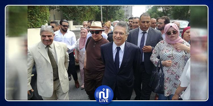رسميا: نبيل القروي يترشح للرئاسية (فيديو)