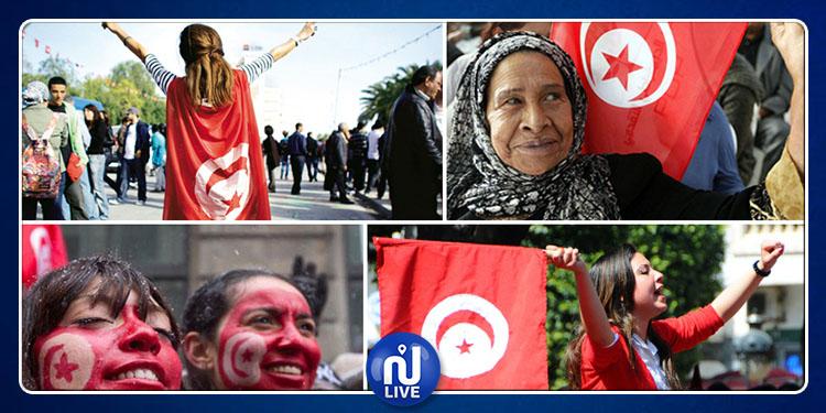 تونس تحتفل بعيد المرأة