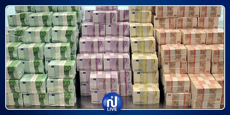 إرتفاع إحتياطي تونس من العملة الصعبة