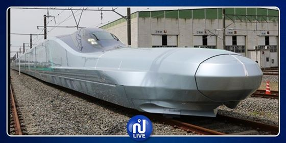 Le Japon teste le train le plus rapide du monde