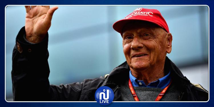 Décès de la légende de Formule 1, Niki Lauda