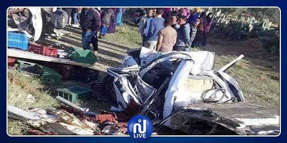 Accident de Cebbala : Des aides aux familles des victimes