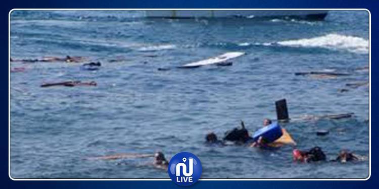 Sfax : 70 migrants morts dans le naufrage de leur bateau