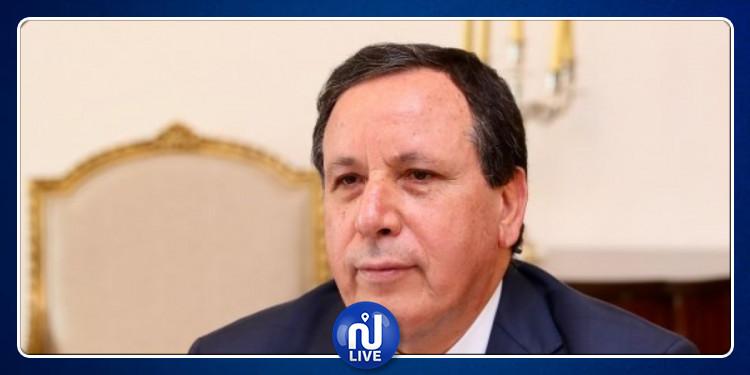 Jhinaoui: Toute aide extérieure doit passer par les canaux officiels