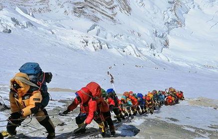 Les corps de 7 alpinistes portés disparus, retrouvés dans l'Himalaya