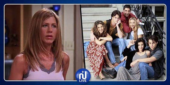 Jennifer Aniston prête pour une nouvelle saison de Friends