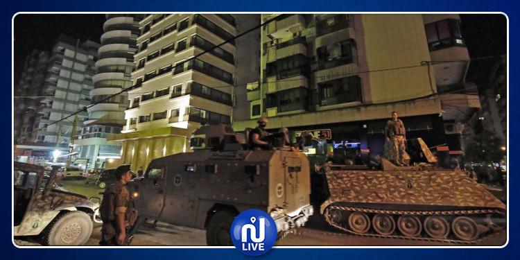 Liban: 4 membres sécuritaires tués lors d'une attaque kamikaze