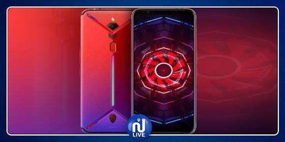 Nubia RedMagic 3, le premier téléphone avec ventilateur intégré