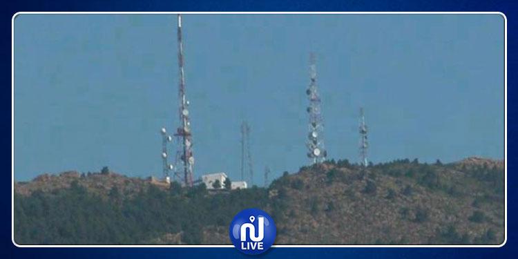 La station d'émission au mont Orbata cible d'une attaque terroriste