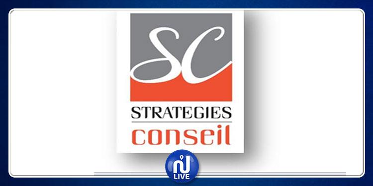 Nouvelle identité visuelle pour le cabinet STRATEGIES CONSEIL