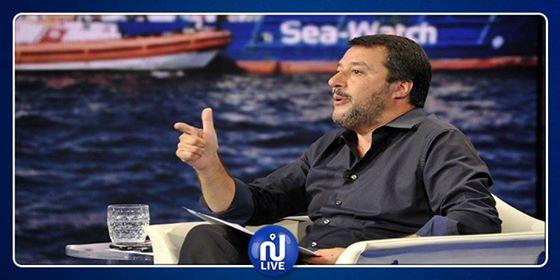 Un bateau de sauvetage méditerranéen défie Salvini