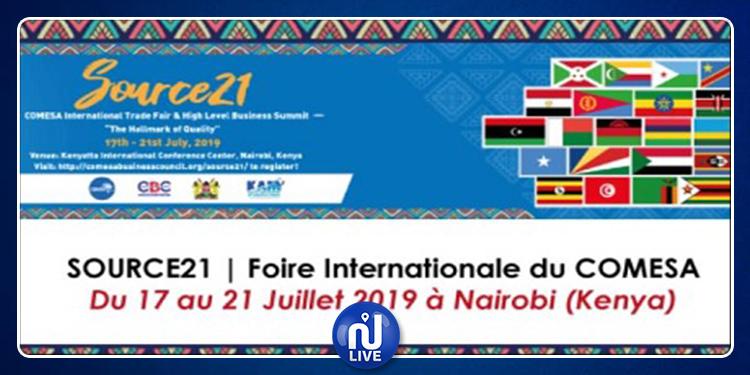 La Tunisie au Sommet d'Affaires de la COMESA, à Nairobi