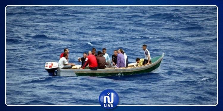 Kélibia: Arrestation de 5 personnes pour tentative de franchissement clandestin