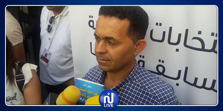 Sahbi Khaled, philosophe, candidat à la présidentielle