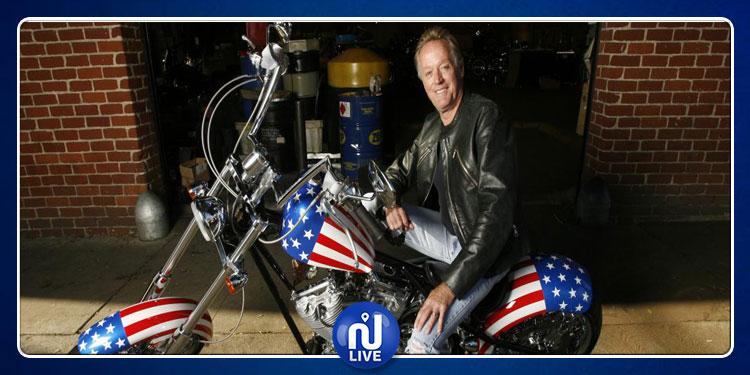 Le motard d'''Easy Rider'' Peter Fonda est mort (photo)